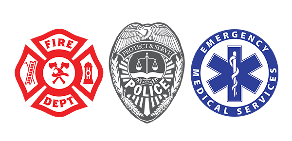 First Responders Seal